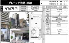 JapanTokyo-东京都山手线圈稀缺高收益房产1居室