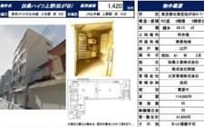 JapanTokyo-Tokyo's ueno station investment apartment is only a few large objects of only 850,000 yuan