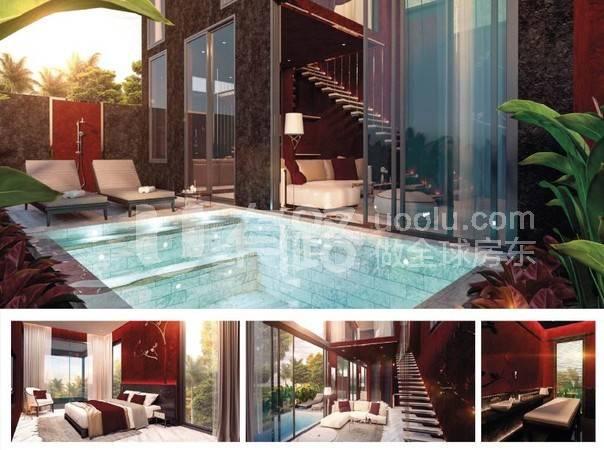 泰國普吉-Van vooren spa resort, naka island, phuket