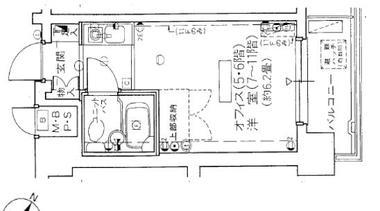 日本横滨-横浜市南区浦舟町1房公寓