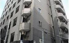 日本大阪-Osaka capital island area near Osaka city before the popular apartment