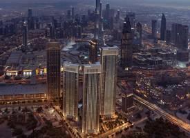 迪拜·The mar viewing phase ii Downtown Downtown Views Ⅱ