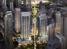 迪拜·Cloud creek parking bay