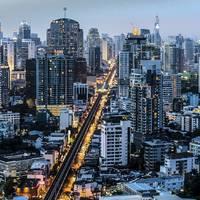 曼谷素坤逸沿线五星级现房,距地铁站仅100米!