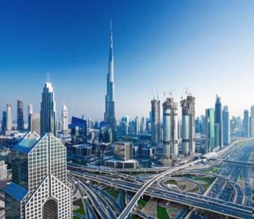 世界最高楼为春节打Call,中国投资者要占领迪拜?