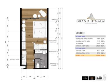 泰国普吉-Grand Himalai海景公寓