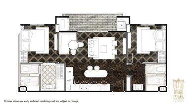 泰国芭提雅-Espana 度假村公寓