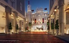 澳大利亚墨尔本-BOTANIC皇家花园精品公寓