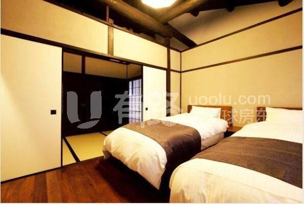 日本京都-Tokyo shiokaachuan town house boutique homestay high return earnings can be rented