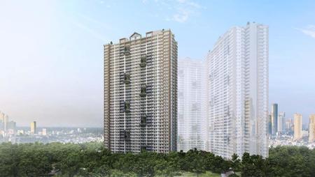菲律宾奎松-Infina Towers