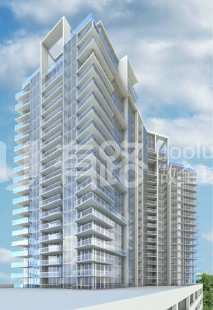 AmericaAtlanta,-Georgia tech high-rise 818 West Midtown