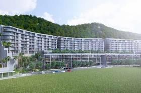 卡伦海滩-普吉安可海景公寓