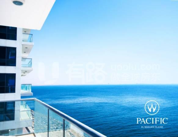 阿聯酋迪拜-Pacific emirates beach resort