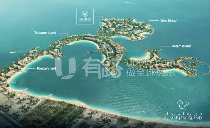 阿聯酋迪拜-Pacific emirates beach resort