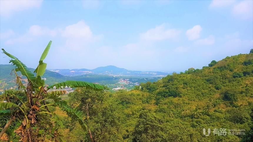 泰国苏梅岛-Luxana Villas