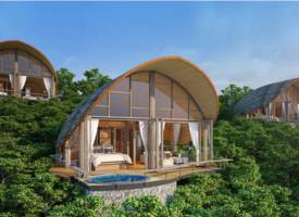 普吉·Patong Bay seaview cabin