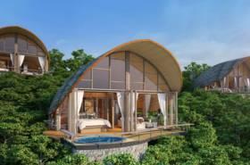 Patong Bay 海景小木屋