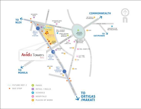 菲律賓奎松-Avida Towers Sola