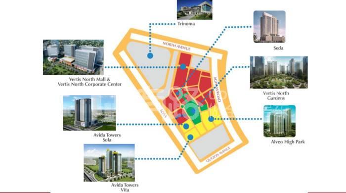The PhilippinesQuezon-Avida Towers Sola