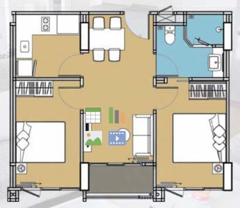 泰国普吉-钻石公寓