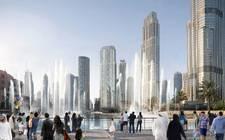 UAEdubai-GRANDE, the imar opera house district
