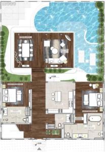 越南归仁市-海岸别墅 Coastal Villas