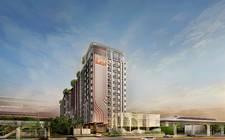 越南岘港-岘港温德姆海景酒店公寓