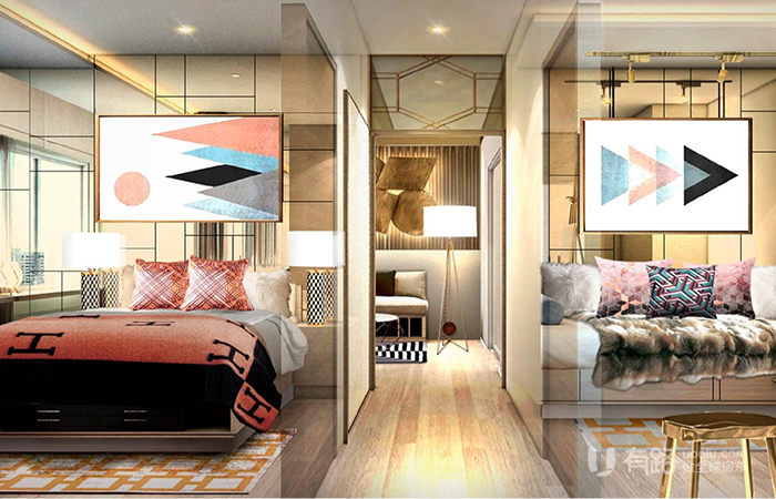 泰国曼谷-曼谷大学城学生公寓第二期