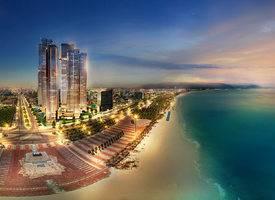 峴港·Wyndham Seaview Hotel Danang