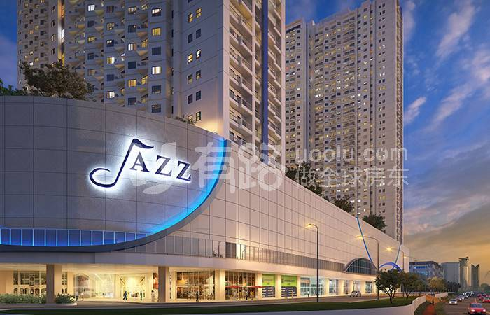 PhilippinesMakati-Jazz Residences