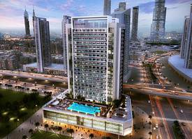迪拜·迪拜CBD商务区MAG 318