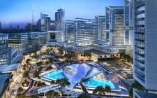 United Arab EmiratesDubai-Dubai Lamborghini Future City
