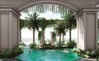 越南胡志明市-罗马钻石莲花公寓