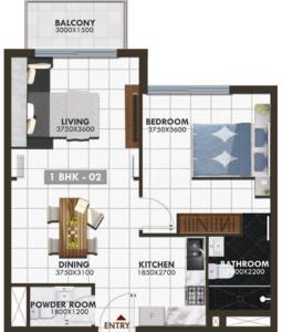 阿联酋迪拜-艾乐兹公寓