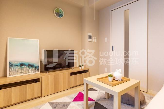 日本大阪-Namba Garden Apartment
