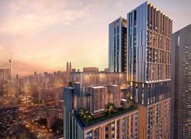 吉隆坡·Lucentia Residences @ BBCC