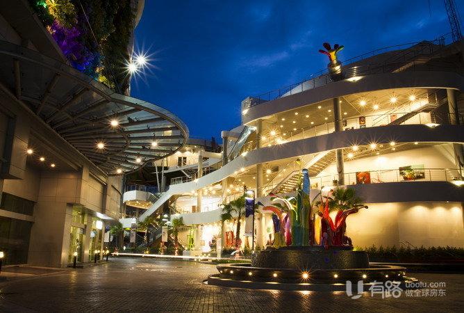 泰国曼谷-Sky Walk Reidence