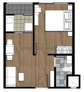 泰国曼谷-iCondo 绿色公寓