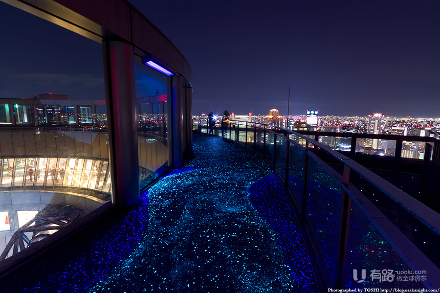 日本大阪-优墅NO.10——梅田商圈北独栋别墅