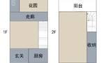 日本大阪-优墅NO.15——难波南橘3丁目独栋别墅