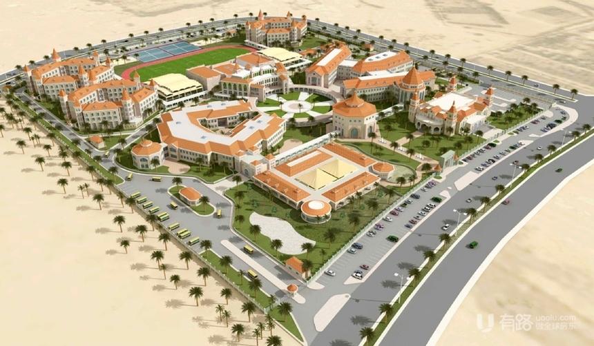 阿联酋迪拜-安厦低奢公馆
