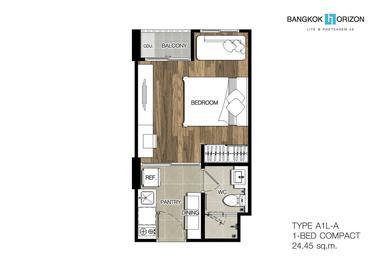 泰国曼谷-暹罗学府 - 曼谷大学生公寓 2.0
