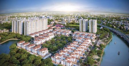 越南胡志明市-New City