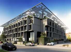 迪拜·绿色公寓(迪拜最低总价包租)