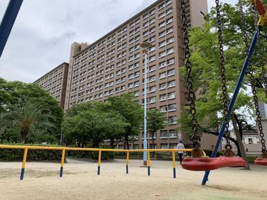 日本大阪-大阪北区江景房3室1厅