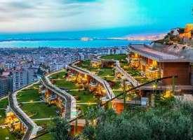 伊兹密尔·那里德尔山腰海景公寓