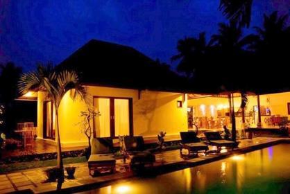 印度尼西亚-小巧精致别墅