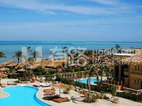 Egypt-Hulgada Hotel Apartments