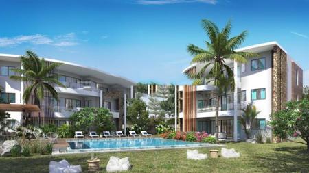毛里求斯-高档海景公寓