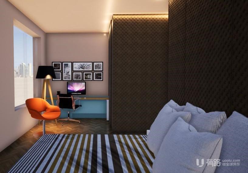 奥地利-维也纳知名19区舒适三居公寓